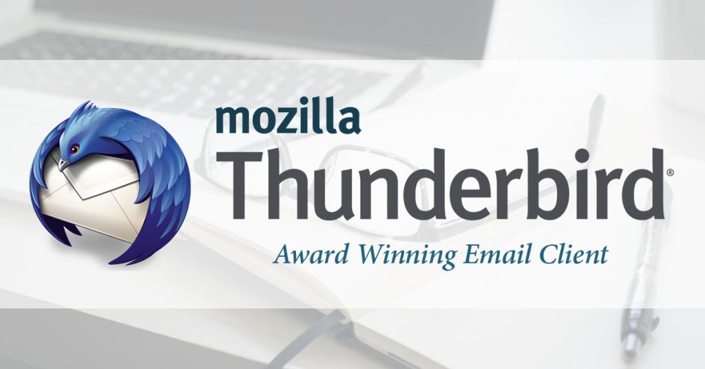 Mozilla Thunderbird Ad