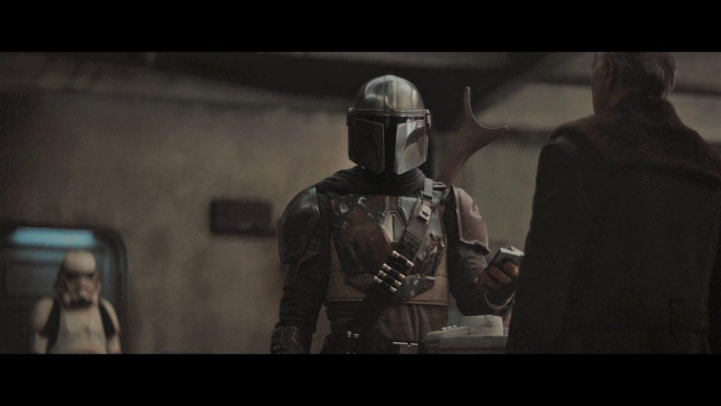 The Mandalorian Screenshot